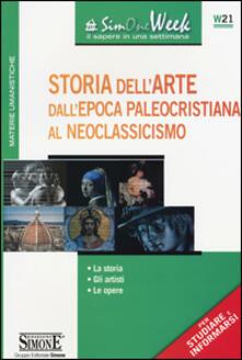 Ipabsantonioabatetrino.it Storia dell'arte dall'epoca paleocristiana al neoclassicismo. La storia. Gli artisti. Le opere Image