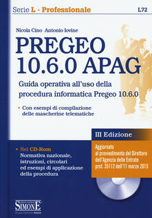 Winniearcher.com PREGEO 10.6.0 APAG. Con CD-ROM Image