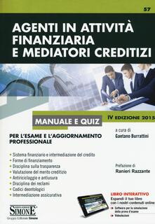 Lpgcsostenible.es Agenti in attività finanziaria e mediatori creditizi. Manuale e quiz. Con aggiornamento online Image