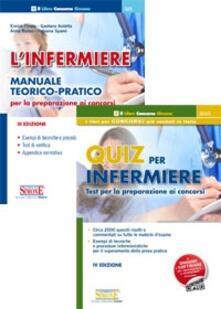 Associazionelabirinto.it 165 infermieri ASL Bari. Manuale-Quiz commentati. Con software di simulazione Image