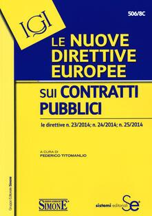 Radiospeed.it Le nuove direttive europee sui contratti pubblici Image