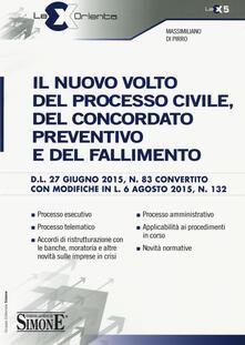 Promoartpalermo.it Il nuovo volto del processo civile, del concordato preventivo e del fallimento Image