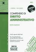 Libro Compendio di diritto amministrativo Luigi Delpino Federico Del Giudice