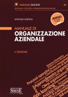 Osteriacasadimare.it Manuale di organizzazione aziendale Image