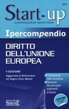 Radiospeed.it Ipercompendio diritto dell'Unione Europea Image