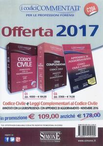 Codice civile annotato con la giurisprudenza-Leggi complementari al codice civile annotate con la giurisprudenza
