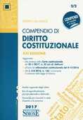 Libro Compendio di diritto costituzionale Federico Del Giudice