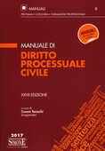 Libro Manuale di diritto processuale civile
