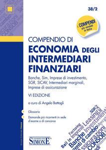 Compendio di economia degli intermediari finanziari