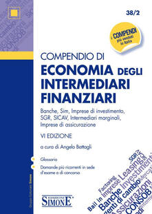 Grandtoureventi.it Compendio di economia degli intermediari finanziari Image