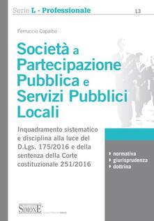 Squillogame.it Societàa partecipazione pubblica e servizi pubblici locali Image