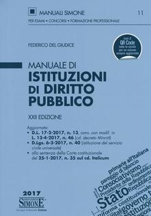Voluntariadobaleares2014.es Manuale di istituzioni di diritto pubblico Image