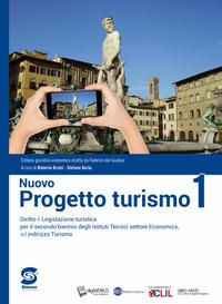 Nuovo progetto turismo. Per le Scuole superiori. Con ebook. Con espansione online. Vol. 1 - Gorla Stefano Orsini Roberta - wuz.it