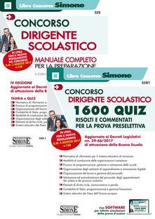 Listadelpopolo.it Concorso 2425 dirigenti scolastici. Kit completo Image