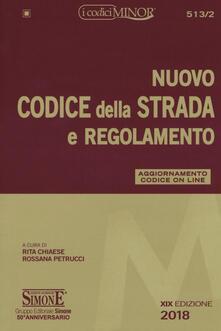 Antondemarirreguera.es Nuovo codice della strada e regolamento. Ediz. minor. Con espansione online Image