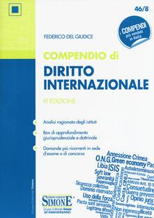 Ipabsantonioabatetrino.it Compendio di diritto internazionale Image