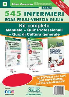 Rallydeicolliscaligeri.it 545 Infermieri EGAS Friuli Venezia Giulia. Kit completo di preparazione Image