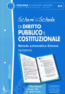 Listadelpopolo.it Schemi & schede di diritto pubblico e costituzionale Image