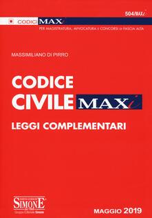 Ristorantezintonio.it Codice civile. Leggi complementari Image
