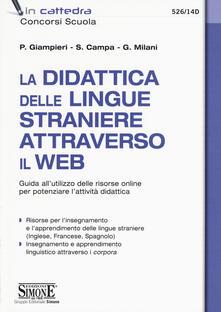 Filmarelalterita.it La didattica delle lingue straniere attraverso il web. Guida all'utilizzo delle risorse online per potenziare l'attività didattica Image