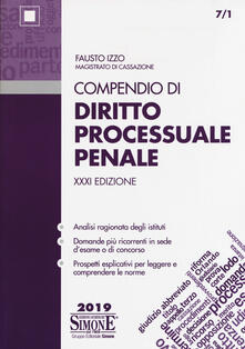 Cefalufilmfestival.it Compendio di diritto processuale penale Image