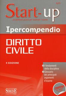 Voluntariadobaleares2014.es Ipercompendio diritto civile Image