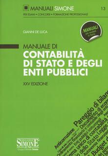 Voluntariadobaleares2014.es Manuale di contabilità di Stato e degli enti pubblici Image