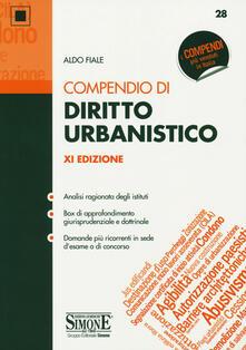 Milanospringparade.it Compendio di diritto urbanistico Image