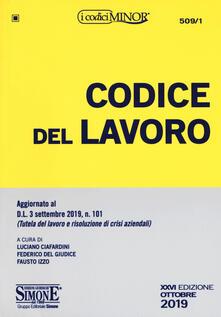 Codice del lavoro. Ediz. minore.pdf