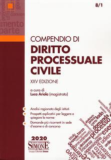 Compendio di diritto processuale civile.pdf