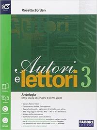 AUTORI E LETTORI 3 ED. MISTA