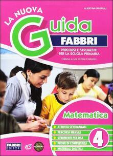 Antondemarirreguera.es La nuova guida Fabbri. Matematica. Guida per l'insegnante della 4ª classe elementare Image