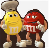 M&M's. Le migliori ricette