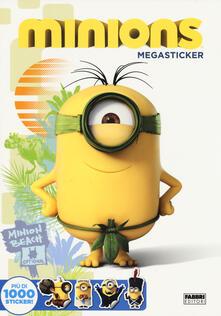 Parcoarenas.it Minions. Megasticker Image
