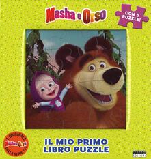 Antondemarirreguera.es Il mio primo libro puzzle. Masha e orso Image
