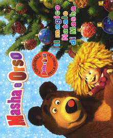 Antondemarirreguera.es Il magico Natale di Masha. Masha e Orso Image