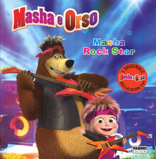 Warholgenova.it Masha rock star. Masha e Orso Image