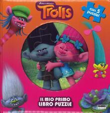 Winniearcher.com Il mio primo libro puzzle. Trolls Image