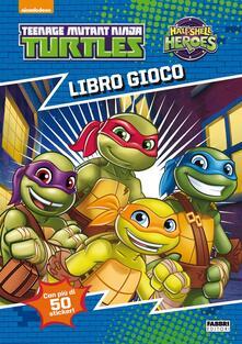 Voluntariadobaleares2014.es Libro gioco. Half shell heroes Image