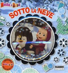 Lpgcsostenible.es Sotto la neve. Masha e Orso Image