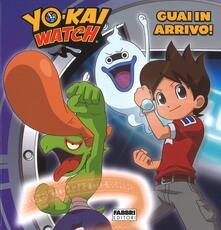 Voluntariadobaleares2014.es Guai in arrivo! Yo-Kai Watch. Ediz. illustrata Image