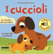 Winniearcher.com I cuccioli. I miei piccoli libri sonori Image