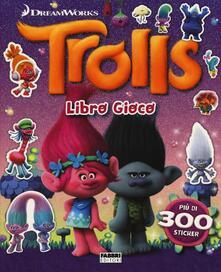 Festivalpatudocanario.es Trolls. Libro gioco. Ediz. illustrata Image