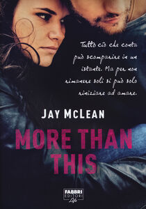Libro More than this Jay McLean