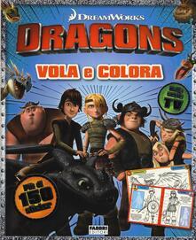 Promoartpalermo.it Vola e colora. Dragons Image