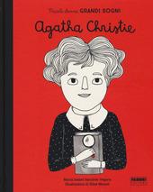 Copertina  Agatha Christie