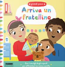 Festivalpatudocanario.es Arriva un fratellino! Grandi passi. Ediz. a colori Image