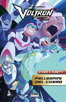 Equilibrifestival.it Voltron. Pellegrini del cosmo. Storia a fumetti. Ediz. illustrata Image