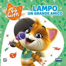 Voluntariadobaleares2014.es Lampo un grande amico. 44 gatti. Ediz. a colori Image