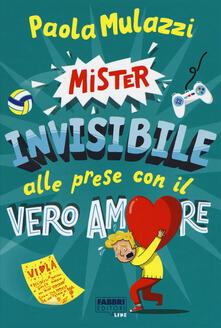 Chievoveronavalpo.it Mister Invisibile alle prese con il vero amore Image